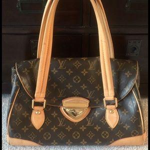 Louis Vuitton Beverly GM Handbag